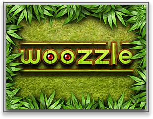 Woozle - titulní logo