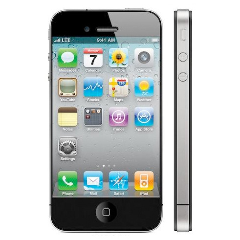 iPhone 5 - preview