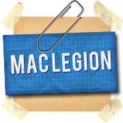 MacLegion - logo