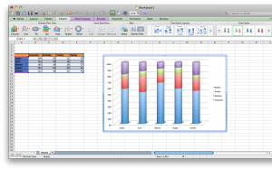 MS Office for Mac 2011 - Excel