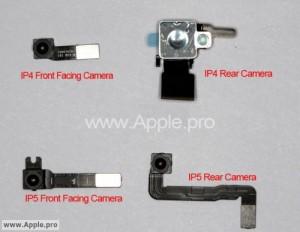 Kamery pro iPhone 5