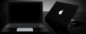 MacBook Air - černý