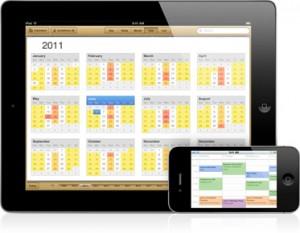 Calendar - iOS 5