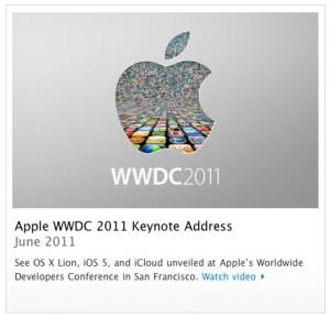 WWDC 2011 - video