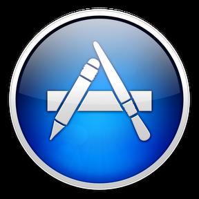 Mac App Store (logo)