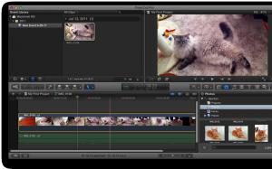 Final Cut Pro X - editace