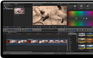 Final Cut Pro X - efekty