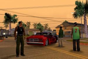 GTA -San Andreas