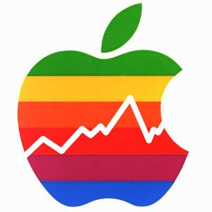 Apple - akcie