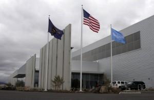 Facebook datacenter (Oregon)