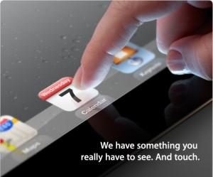 iPad 3 - Media Event