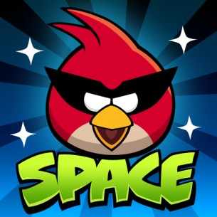 Angry Birds: Space (logo)