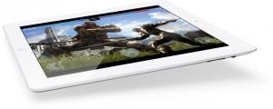 iPad 3 - displej