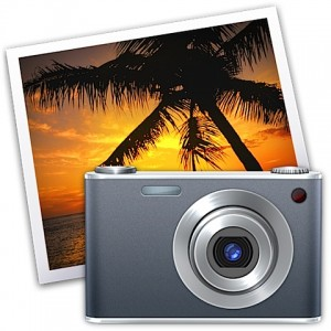 iPhoto for iPad (logo)