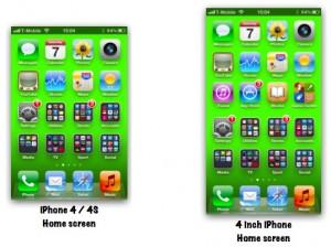 "4"" displej pro iPhone"