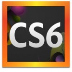 Adobe CS6 logo
