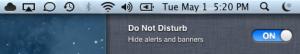 Mountain Lion - Do not disturb
