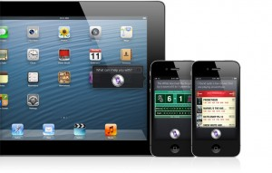 Siri pro iPad