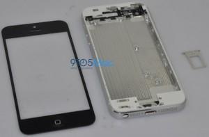 iPhone 5 - přední panel
