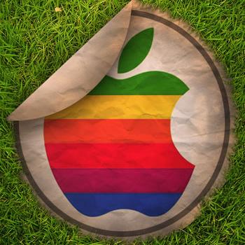 Apple (tráva)