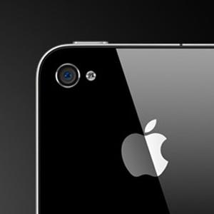 iPhone - zadní fotoaparát