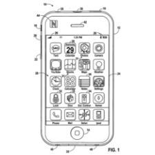 iPhone - schéma (náhled)