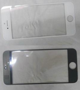 Bílý iPhone 5 (přední panel)